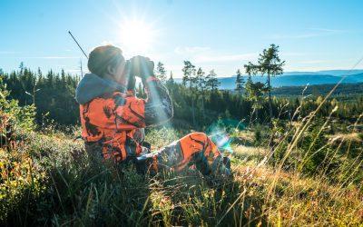 Høstfarger og jaktstøvler: Som hånd i hanske