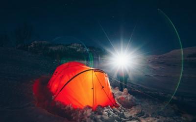Vintertelting – Slik går du frem!